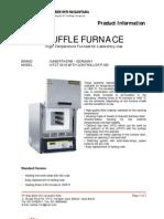 Muffle Furnace Nabertherm
