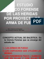 EL ESTUDIO MÉDICO FORENSE HPAF BNA