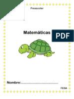 11454883 Matematicas Hojas de Trabajo Preescolar
