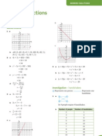 Oxford IB diploma SL answers chapter 1 functions