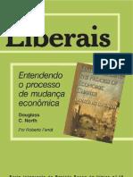 """Sumário - """"Entendendo o processo de mudança econômica"""" - Douglass C. North (Banco de Idéias nº 46)"""