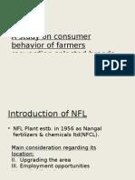 presentation on consumer behaviour