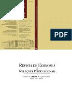 Revista de Economia e RI Da FAAP - Vol. 18