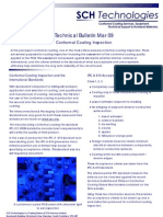 Conformal Coating Inspection Technical Bulletin Mar 09