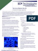 Conformal Coating Inspection Technical Bulletin Mar 09