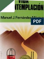 Fernandez Marquez Manuel j Vida y Contemplacion