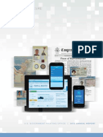 GPO (Government Printing Office) 2012 Annual Report