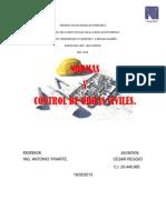 Normas y Control de Obras Civiles.
