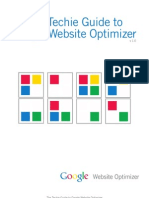 The Techie Guide to Google Website Optimizer