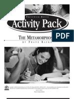 The Metamorphosis - Activity Pack