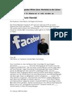 Facebook Nach Datenschutz
