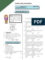 1º Año - Multiplicación en Z+.doc