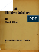 Paul Klee_Sturm Bilderbuecher III