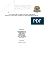 Thesis in Filipino 123