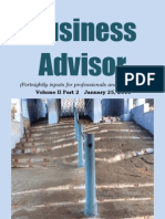 Business Advisor - January 25, 2013 - Preview