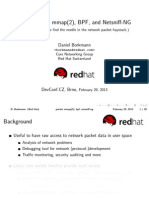 Linux' packet mmap