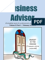Business Advisor - February 25, 2013 - Preview