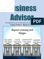 Business Advisor - March 10, 2013 - Preview