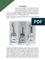 O Cavaquinho - Dr Veiga de Oliveira