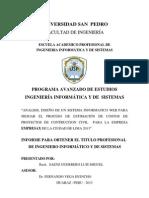 tesina analisis y diseño - modificadoResumido