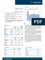 Derivatives Report, 19 March 2013