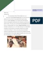 Professor Comments Perspective Essay