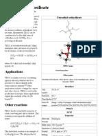 Tetraethyl Orthosilicate - Wikipedia, The Free Encyclopedia