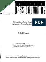 [Drum] Bob Burget - Progressive Double Bass Drumming