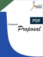 Corporate Proposal