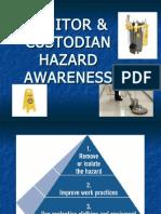 Janitors Custodians Hazards Awareness