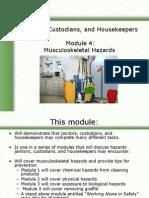 Janitors Module4