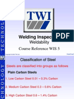 3rd WIS5 Weldability n.ppt 1