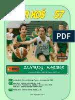 Zlati kos 57 (20.03.2013)