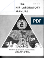 1965 Civil Air Patrol Cadet Leadership Laboratory Manual, CAPM 50-3