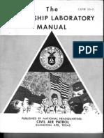1965 Civil Air Patrol Cadet Leadership Laboratory Manual, CAPM 50-3