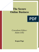 Secure Online Business ECommerce IT Functionality and Business Continuity 2003