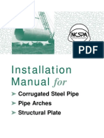 Installationmanual Drainage