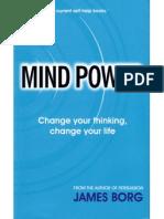 Mind Power - James Borg