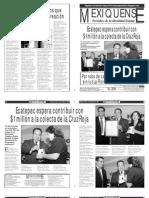 Versión impresa del periódico El mexiquense 20 marzo 2013
