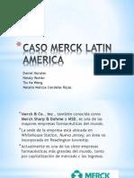 Caso Merck Latin America