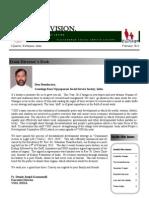 Vijay Vision 2013 Feb ( VSSS Quarterly Report)