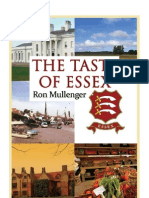 The Taste of Essex by Ron Mullenger