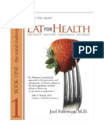 Joel Fuhram Eat for Health