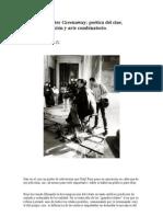 Raul Ruiz y Peter Greenaway; Poetica Del Cine, Deconstruccion y Arte Combinatorio