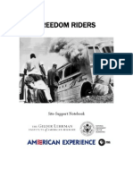 Freedom Riders Site Support Notebook