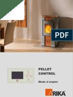Synchronize Manuals Accessoires Fr Poeles a Pellets - Pellet Control