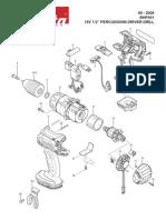 BHP451, BHP451Z - JUL2012_parts_English
