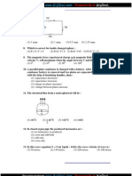 Polytechnic Entrance Physics