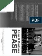 Allan & Barbara Pease - People Skills for Life