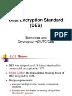 c03 Crypto DES AES Utc